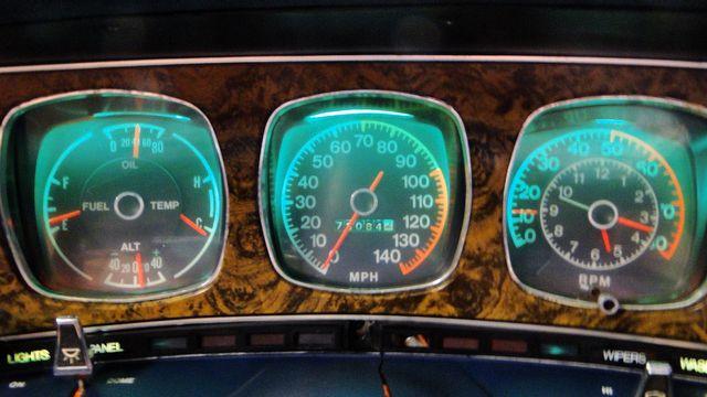 "1972 American Motors JAVELIN SST 401  1 OF 82  ""POLICE SPECIAL"" Phoenix, Arizona 7"