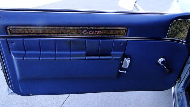 "1972 American Motors JAVELIN SST 401  1 OF 82  ""POLICE SPECIAL"" Phoenix, Arizona 26"