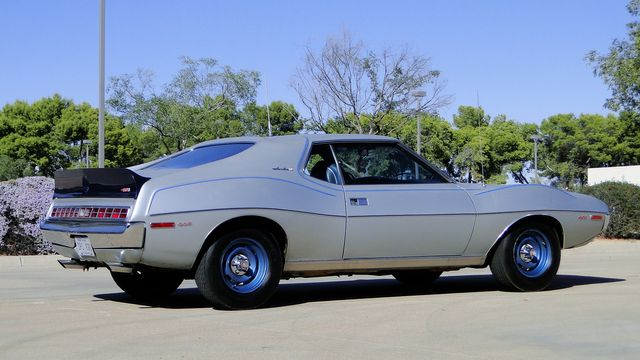 "1972 American Motors JAVELIN SST 401  1 OF 82  ""POLICE SPECIAL"" Phoenix, Arizona 2"