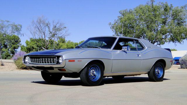 "1972 American Motors JAVELIN SST 401  1 OF 82  ""POLICE SPECIAL"" Phoenix, Arizona 32"
