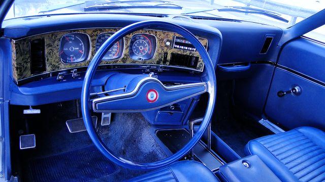 "1972 American Motors JAVELIN SST 401  1 OF 82  ""POLICE SPECIAL"" Phoenix, Arizona 1"