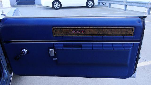 "1972 American Motors JAVELIN SST 401  1 OF 82  ""POLICE SPECIAL"" Phoenix, Arizona 47"