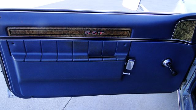 "1972 American Motors JAVELIN SST 401  1 OF 82  ""POLICE SPECIAL"" Phoenix, Arizona 49"