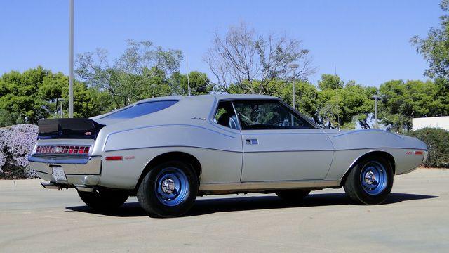 "1972 American Motors JAVELIN SST 401  1 OF 82  ""POLICE SPECIAL"" Phoenix, Arizona 36"