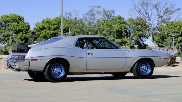 "1972 American Motors JAVELIN SST 401  1 OF 82  ""POLICE SPECIAL"" Phoenix, Arizona 48"
