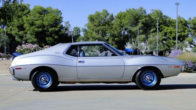 "1972 American Motors JAVELIN SST 401  1 OF 82  ""POLICE SPECIAL"" Phoenix, Arizona 67"