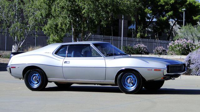 "1972 American Motors JAVELIN SST 401  1 OF 82  ""POLICE SPECIAL"" Phoenix, Arizona 35"