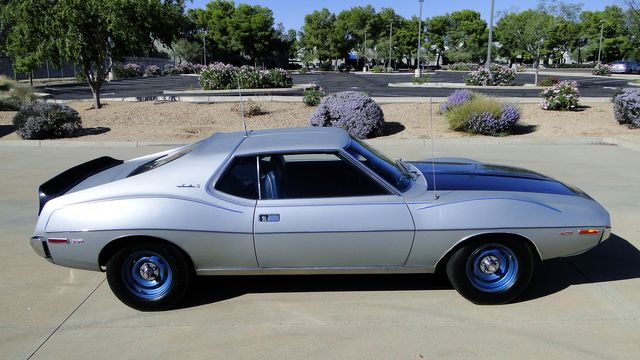 "1972 American Motors JAVELIN SST 401  1 OF 82  ""POLICE SPECIAL"" Phoenix, Arizona 25"