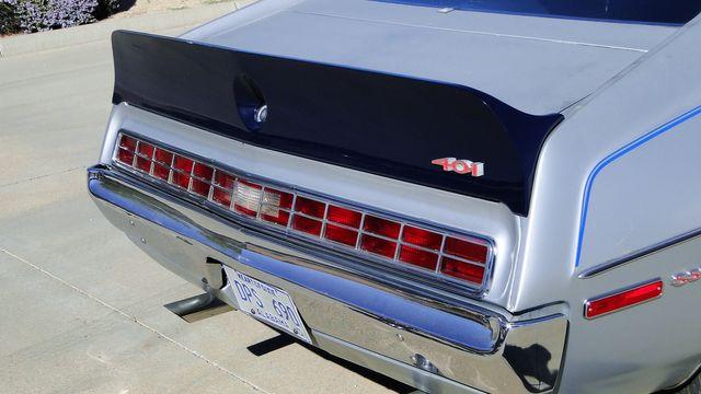 "1972 American Motors JAVELIN SST 401  1 OF 82  ""POLICE SPECIAL"" Phoenix, Arizona 22"