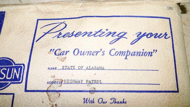 "1972 American Motors JAVELIN SST 401  1 OF 82  ""POLICE SPECIAL"" Phoenix, Arizona 55"