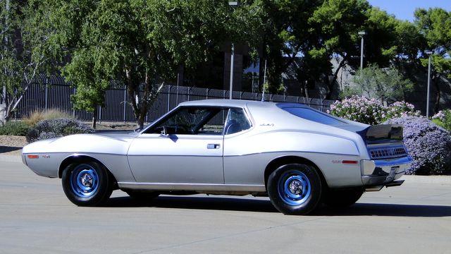 "1972 American Motors JAVELIN SST 401  1 OF 82  ""POLICE SPECIAL"" Phoenix, Arizona 45"