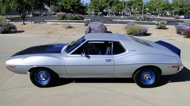 "1972 American Motors JAVELIN SST 401  1 OF 82  ""POLICE SPECIAL"" Phoenix, Arizona 41"