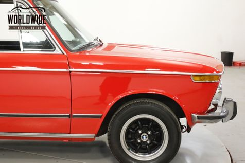 1972 BMW 2002TII 2 OWNER HISTORY LOW MILES COLLECTOR GRADE  | Denver, CO | Worldwide Vintage Autos in Denver, CO