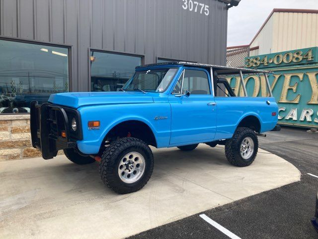 1972 Chevrolet Blazer K5 in Boerne, Texas 78006