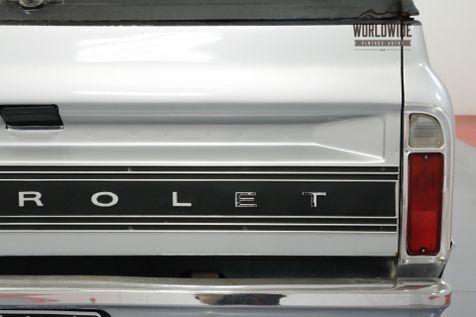 1972 Chevrolet BLAZER CST. RESTORED. CONVERTIBLE. 4X4  V8 PS PB | Denver, CO | Worldwide Vintage Autos in Denver, CO