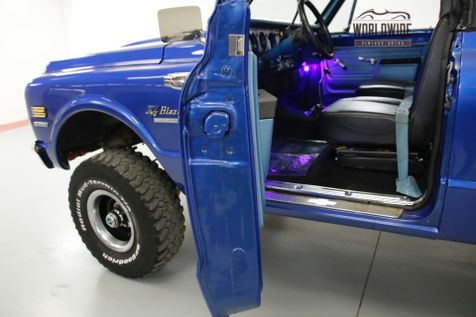 1972 Chevrolet BLAZER 400V8 AUTOMATIC TRANSMISSION CST 4X4 DIGITAL | Denver, CO | Worldwide Vintage Autos in Denver, CO