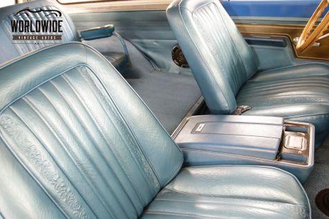 1972 Chevrolet BLAZER CST RESTORED FULL CONVERTIBLE AUTO 4x4 PS PB  | Denver, CO | Worldwide Vintage Autos in Denver, CO