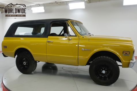1972 Chevrolet BLAZER RESTORED CST 4x4 PS PB AUTO 89K ORIGINAL MILES | Denver, CO | Worldwide Vintage Autos in Denver, CO