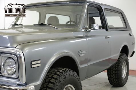1972 Chevrolet BLAZER CA TRUCK 4x4 V8 AC PS PB LIFT CONVERTIBLE | Denver, CO | Worldwide Vintage Autos in Denver, CO