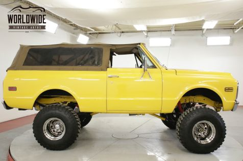 1972 Chevrolet BLAZER 4X4. RESTORED TRUE CST LS1 MOTOR AC PS PB | Denver, CO | Worldwide Vintage Autos in Denver, CO