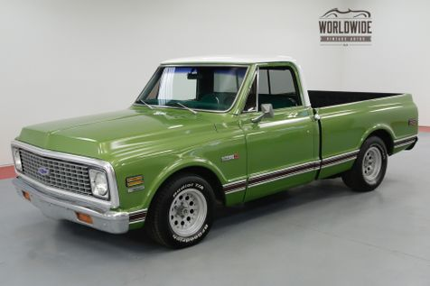 1972 Chevrolet C10 CHEYENNE 350 V8 AUTOMATIC AC SHORT BOX CST TRIM  | Denver, CO | Worldwide Vintage Autos in Denver, CO