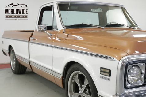 1972 Chevrolet C10   CUSTOM DELUXE CAB 350 V8 AUTO PS FRONT DISC | Denver, CO | Worldwide Vintage Autos in Denver, CO