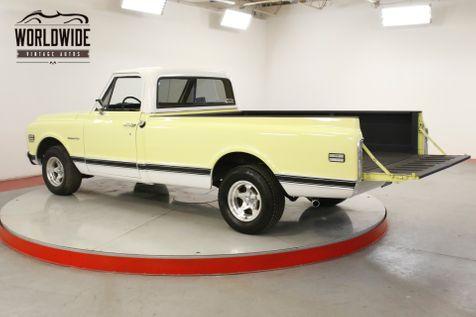 1972 Chevrolet C10 FUEL INJECTED 350V8 AUTO FLOWMASTER EXHAUST | Denver, CO | Worldwide Vintage Autos in Denver, CO