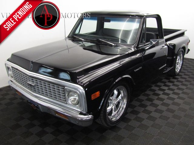 1972 Chevrolet C10 4 SPD V8 PS PB