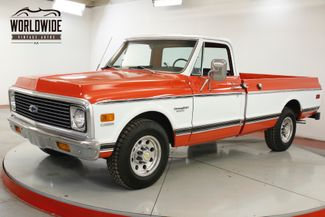 1972 Chevrolet C20 402 BIG BLOCK V8 PS | Denver, CO | Worldwide Vintage Autos in Denver CO