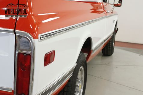 1972 Chevrolet C20 402 BIG BLOCK V8 PS | Denver, CO | Worldwide Vintage Autos in Denver, CO