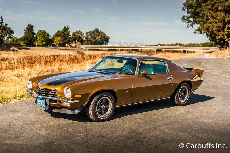 1972 Chevrolet Camaro Z28   Concord, CA   Carbuffs