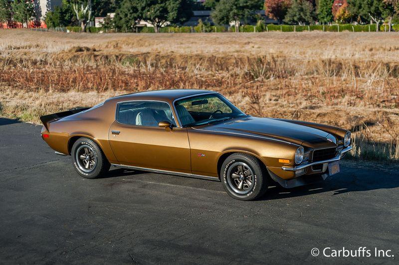 1972 Chevrolet Camaro Z28   Concord, CA   Carbuffs in Concord, CA
