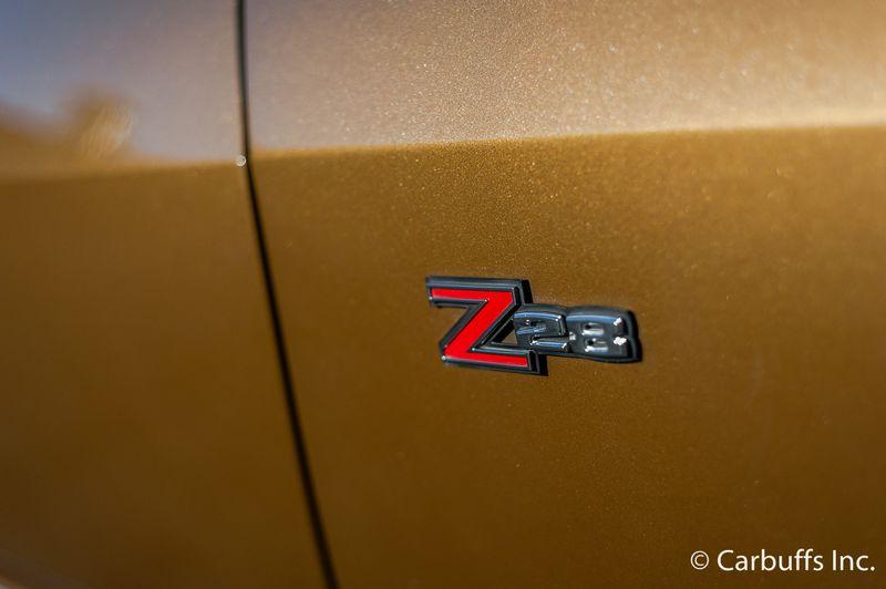 1972 Chevrolet Camaro Z28 | Concord, CA | Carbuffs in Concord, CA