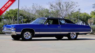 1972 Chevrolet CAPRICE 4 SPEED SPORT COUPE Phoenix, Arizona
