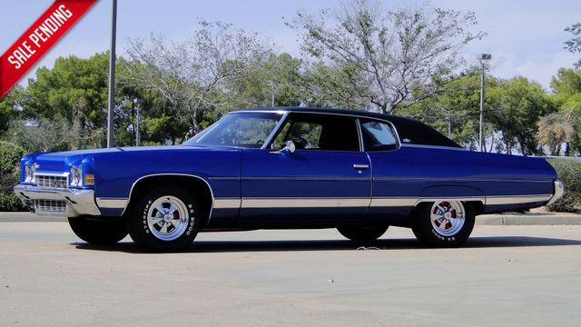 1972 Chevrolet CAPRICE 4 SPEED SPORT COUPE Phoenix, Arizona 0
