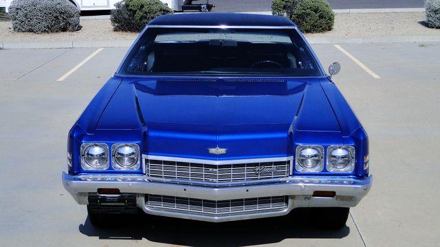 1972 Chevrolet CAPRICE 4 SPEED SPORT COUPE Phoenix, Arizona 8