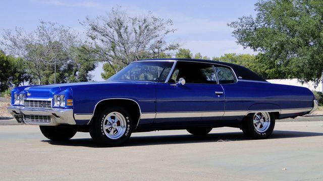 1972 Chevrolet CAPRICE 4 SPEED SPORT COUPE Phoenix, Arizona 7