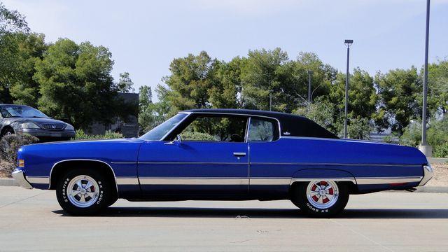 1972 Chevrolet CAPRICE 4 SPEED SPORT COUPE Phoenix, Arizona 2