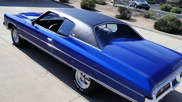1972 Chevrolet CAPRICE 4 SPEED SPORT COUPE Phoenix, Arizona 5