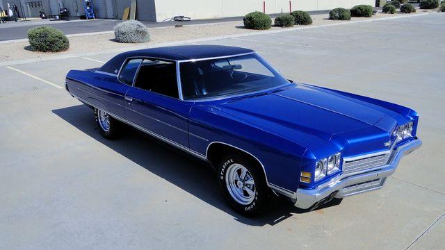1972 Chevrolet CAPRICE 4 SPEED SPORT COUPE Phoenix, Arizona 4