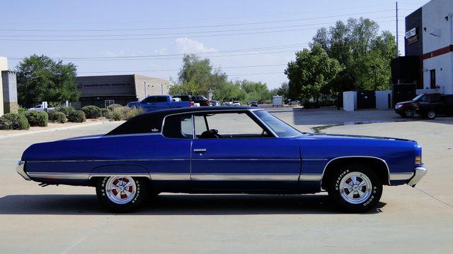 1972 Chevrolet CAPRICE 4 SPEED SPORT COUPE Phoenix, Arizona 9