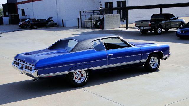 1972 Chevrolet CAPRICE 4 SPEED SPORT COUPE Phoenix, Arizona 6