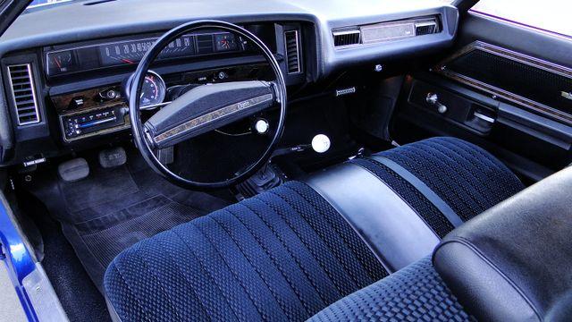 1972 Chevrolet CAPRICE 4 SPEED SPORT COUPE Phoenix, Arizona 11