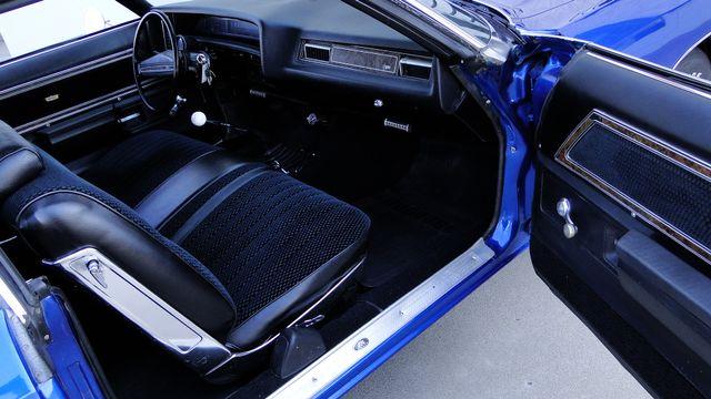 1972 Chevrolet CAPRICE 4 SPEED SPORT COUPE Phoenix, Arizona 10