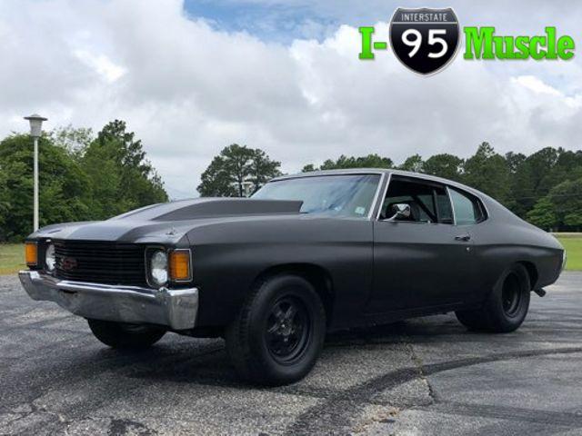 1972 Chevrolet Chevelle SS 454 Clone