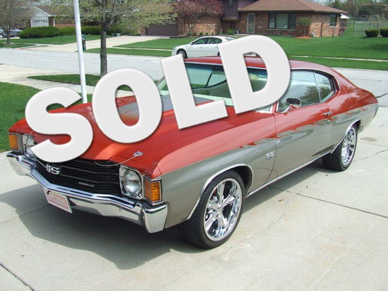 1972 Chevrolet Chevelle    Mokena, Illinois   Classic Cars America LLC in Mokena Illinois
