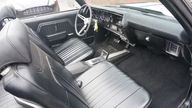 1972 Chevrolet CHEVELLE SS RESTOMOD Valley Park, Missouri 34