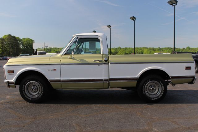 1972 Chevrolet Cheyenne 10 RWD - 350 V8 - AUTO - AIR CONDITIONING! Mooresville , NC 12
