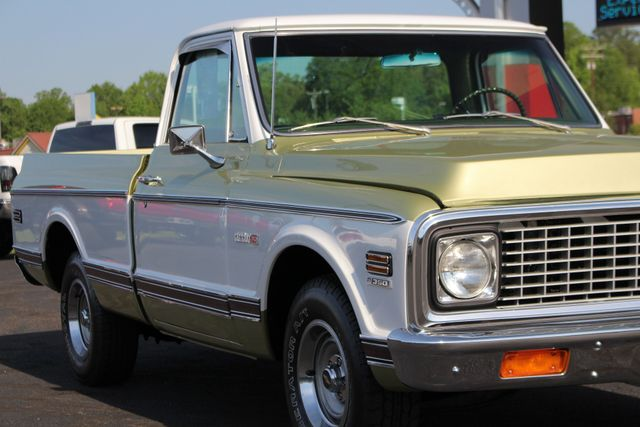 1972 Chevrolet Cheyenne 10 RWD - 350 V8 - AUTO - AIR CONDITIONING! Mooresville , NC 22
