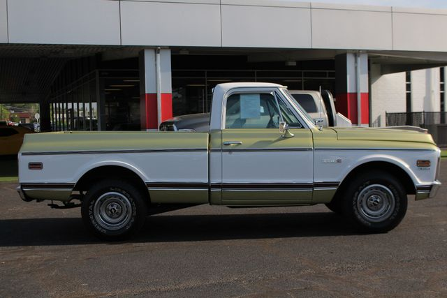 1972 Chevrolet Cheyenne 10 RWD - 350 V8 - AUTO - AIR CONDITIONING! Mooresville , NC 11